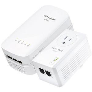 TP-LINK TL-WPA4530 KIT AV500 WiFi AC 750 mbps Kit – PLC