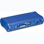 Trendnet TK-204UK 2 PC DVI USB + Audio – KVM