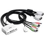 Trendnet TK-214i 2 PC DVI USB + Audio – KVM