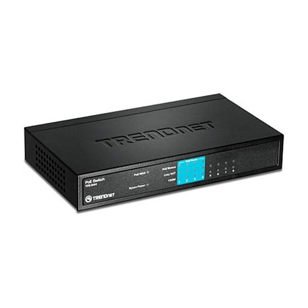 Trendnet 8 puertos PoE 10/100 - Switch