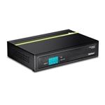 Trendnet TPE-S50v2 6 Puertos PoE+ 10/100 - Switch
