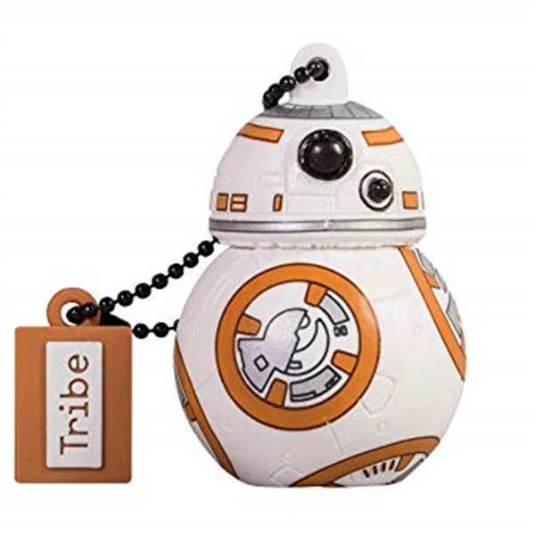 TRIBE 16GB BB-8 USB 2.0 Star Wars - PenDrive