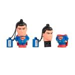 TRIBE 16GB Superman (nuevo film) USB 2.0 DC - PenDrive