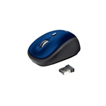 Trust Wireless Mouse Yvi Azul - Ratón