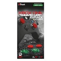 Trust Gaming Pack 8 Apoyos de pulgares para mando Xbox One