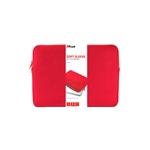 Trust Primo Soft Sleeve Neopreno hasta 15.6″  Rojo – Funda