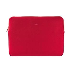 Trust Primo Soft Sleeve Neopreno hasta 11.6″ Rojo – Funda