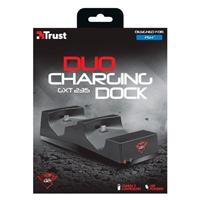 Trust Gaming GXT 235 Base De Carga para 2 mandos PS4