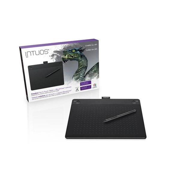 Wacom Intuos 3D Mediana – Tableta digitalizadora