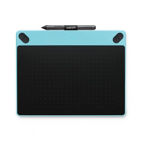 Educación WACOM Intuos Draw S azul – Tableta digitalizadora