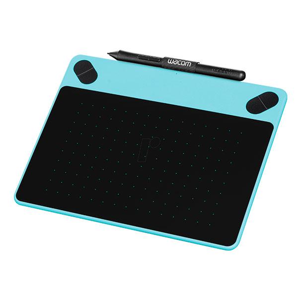 Tableta digitalizadora WACOM Intuos Draw Small – Color Azul
