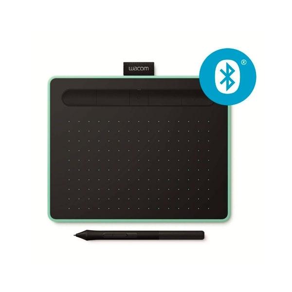 Wacom Intuos Comfort M Verde – Tableta digitalizadora