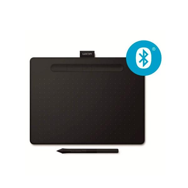 Wacom Intuos Comfort M bt Negra – Tableta digitalizadora