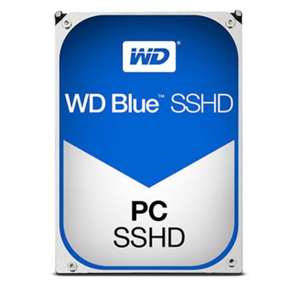 WD Blue Híbrido 1TB + 8 GB Flash 64MB 2.5″ – SSHD
