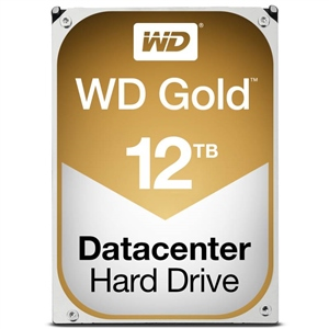 WD Gold 12TB 256MB 3.5″ – Disco Duro