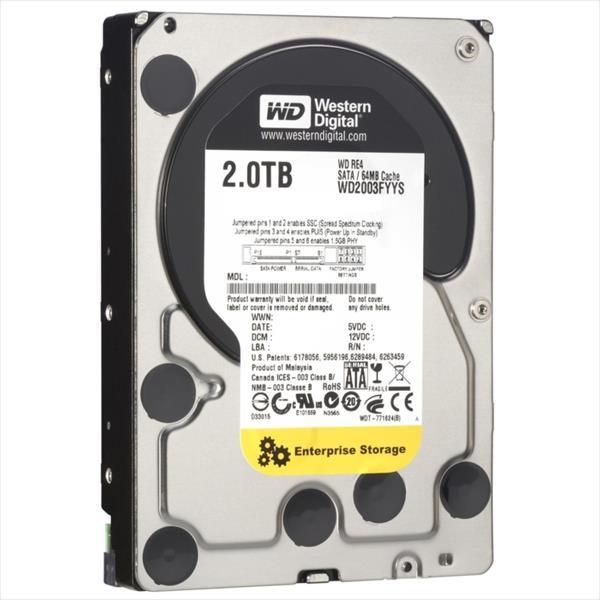 WD 3.5″ SE 2TB 64MB – Disco Duro