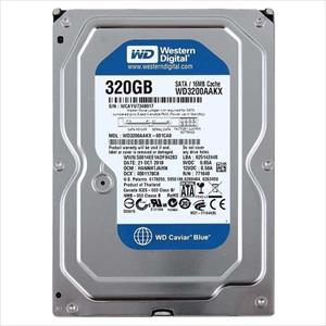 WD Blue 320GB 16MB 3.5″ – Disco Duro
