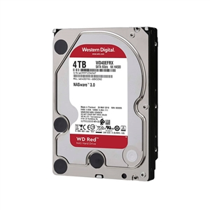 WD Red 4TB 64MB 3.5″ – Disco Duro