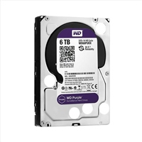 WD Purple 6TB 64MB 3.5″ SATA – Disco Duro