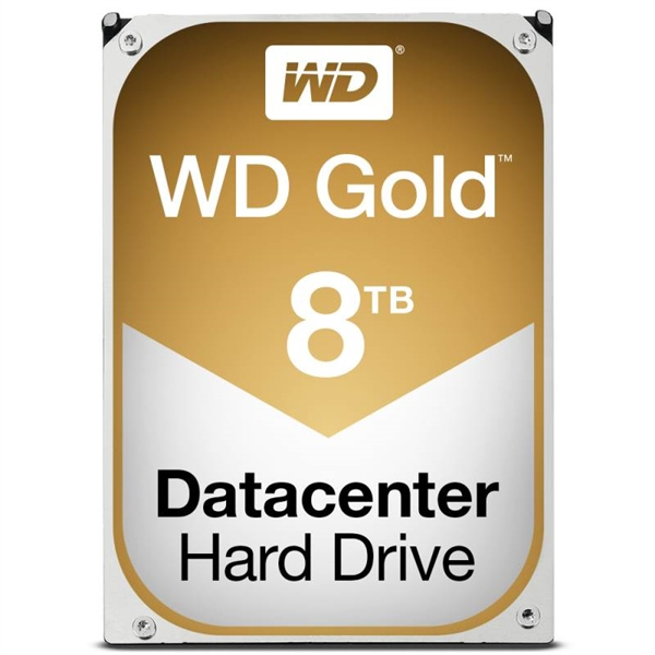 WD Gold 8TB (RE) 256MB 3.5″ – Disco Duro