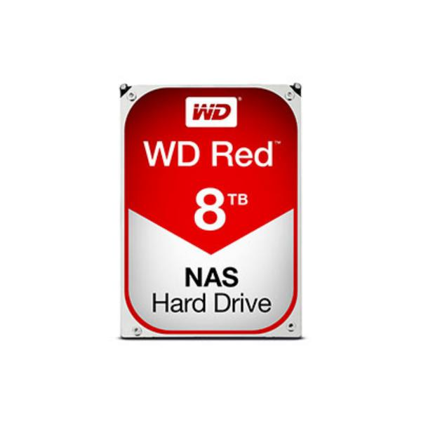 WD Red 8TB 128MB 3.5″ – Disco Duro