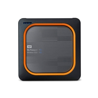 WD My Passport Wireless SSD 2TB - Disco Duro Externo