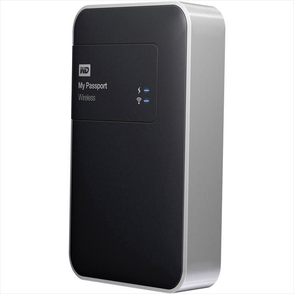WD My Passport Wireless 2.5″ 1TB – Disco Duro Externo