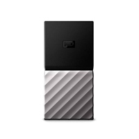 WD My Passport SSD 256GB - Disco Duro Externo SSD