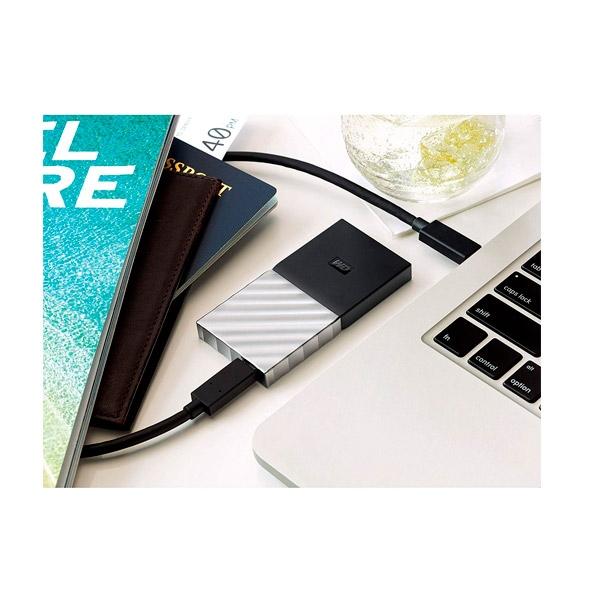 WD My Passport SSD 512GB - Disco Duro Externo SSD