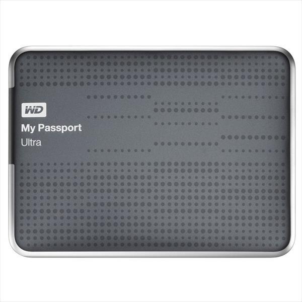 WD My Passport Ultra 2.5″ 2TB USB Titanio – Disco Duro Ext