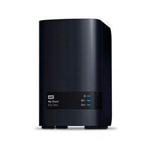 WD My Cloud EX2 Ultra 2 Bahías – Servidor NAS