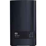 WD My Cloud EX2 Ultra 4TB 3.5″ – Servidor NAS