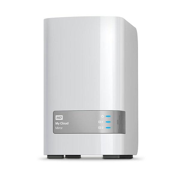 WD My Cloud Mirror 4TB 2-Bay Gen 2- Servidor NAS