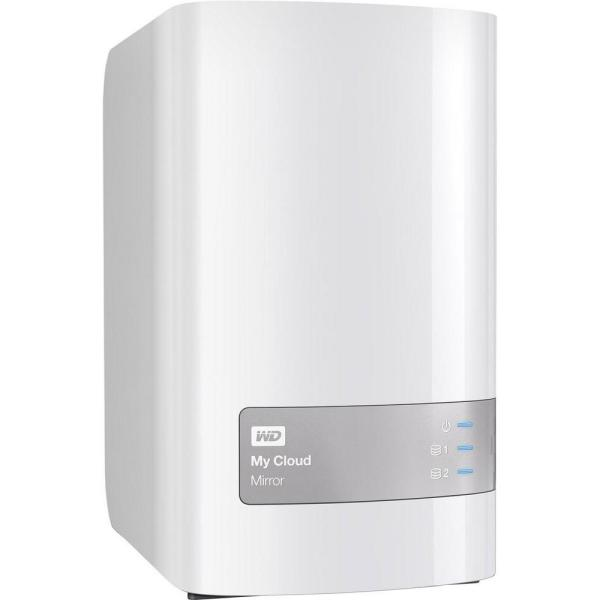 WD My Cloud Mirror 12TB Gen 2 – Servidor NAS