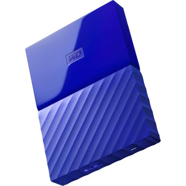 WD My Passport 2TB 2.5″ Azul – Disco Duro USB