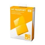 WD My Passport 2TB 2.5″ Amarillo – Disco Duro USB