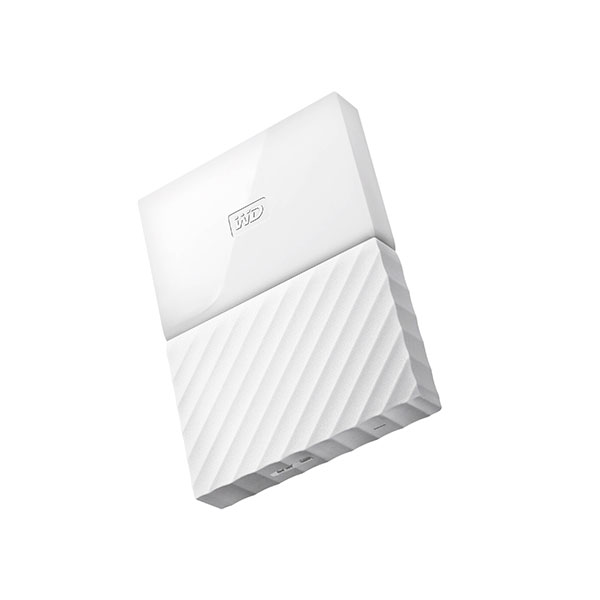 WD My Passport 3TB 2.5″ blanco USB 3.0 – Disco Duro USB