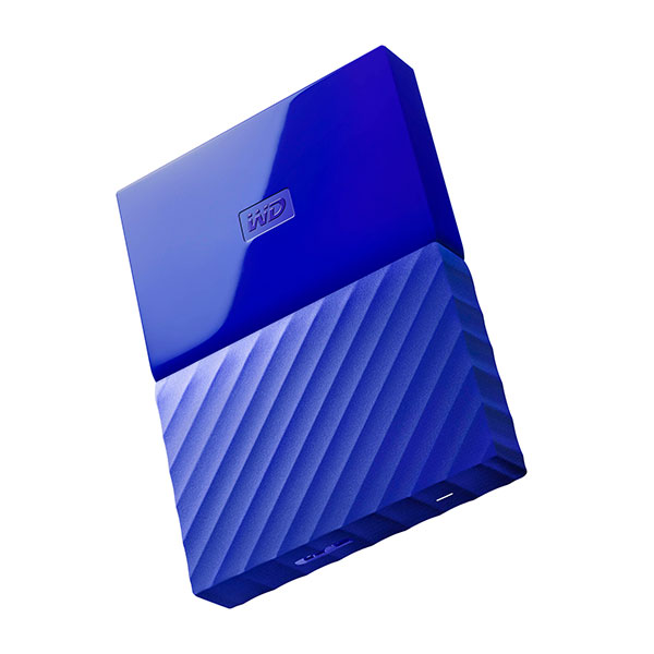 WD My Passport 1TB 2.5″ Azul  – Disco Duro USB