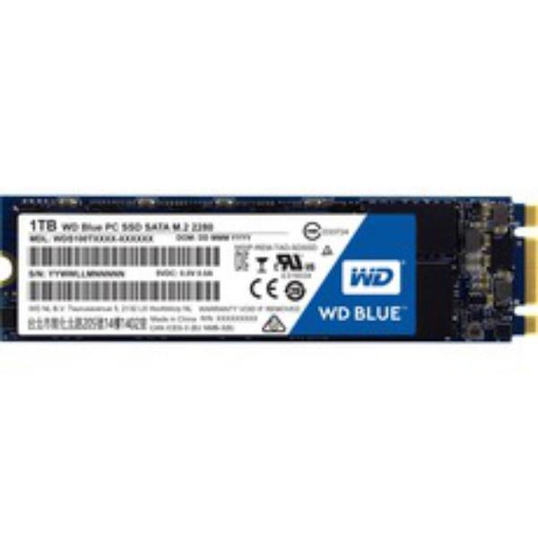 WD Blue 1TB M.2 SATA – Disco Duro SSD