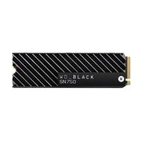 WD Black SN750 1TB M.2 PCIe NVMe con disipador - SSD