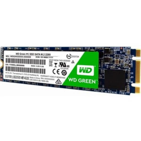 WD Green 120GB M.2 SATA – Disco Duro SSD