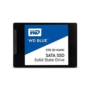 "WD Blue 2TB 2.5"" SATA 3DNand - Disco Duro SSD"