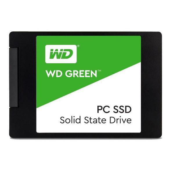 WD Green 240GB SATA – Disco Duro SSD