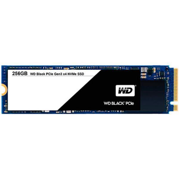 WD Black 256GB M.2 2280 – SSD