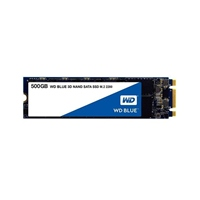 WD Blue 500GB M.2 SATA - Disco Duro SSD