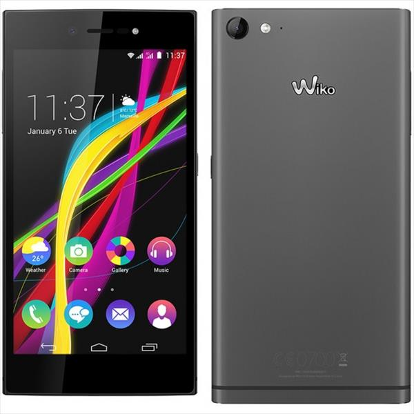 Wiko HIGHWAY STAR GREY 5″ 2GB 16GB Color Gris – Smartphone