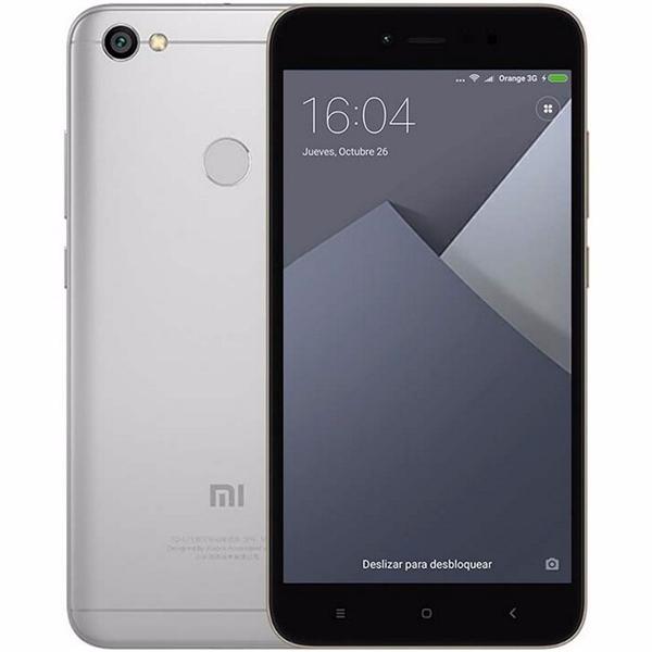XIAOMI REDMI NOTE 5A PRIME 5.5″ 3GB 32GB Gris – Smartphone