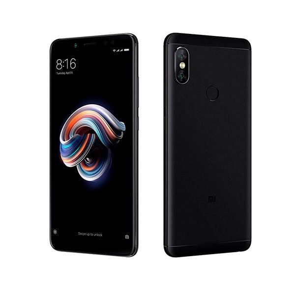 """XIAOMI REDMI NOTE 5 5.99"""" SD636 4GB 64GB Negro - Smartphone"""