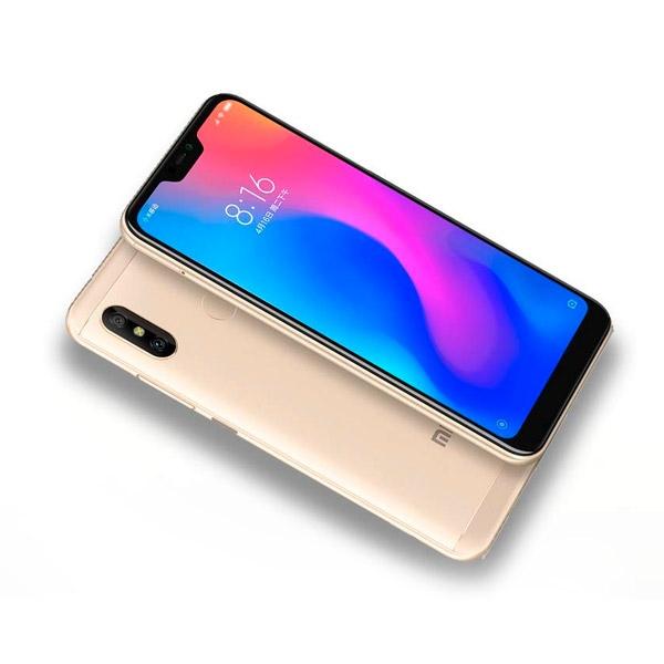 Xiaomi MI A2 LITE 4GB 64GB Dorado - Smartphone