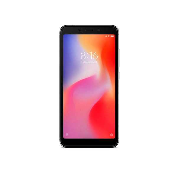 XIAOMI REDMI 6A 2GB 16GB Negro - Smartphone